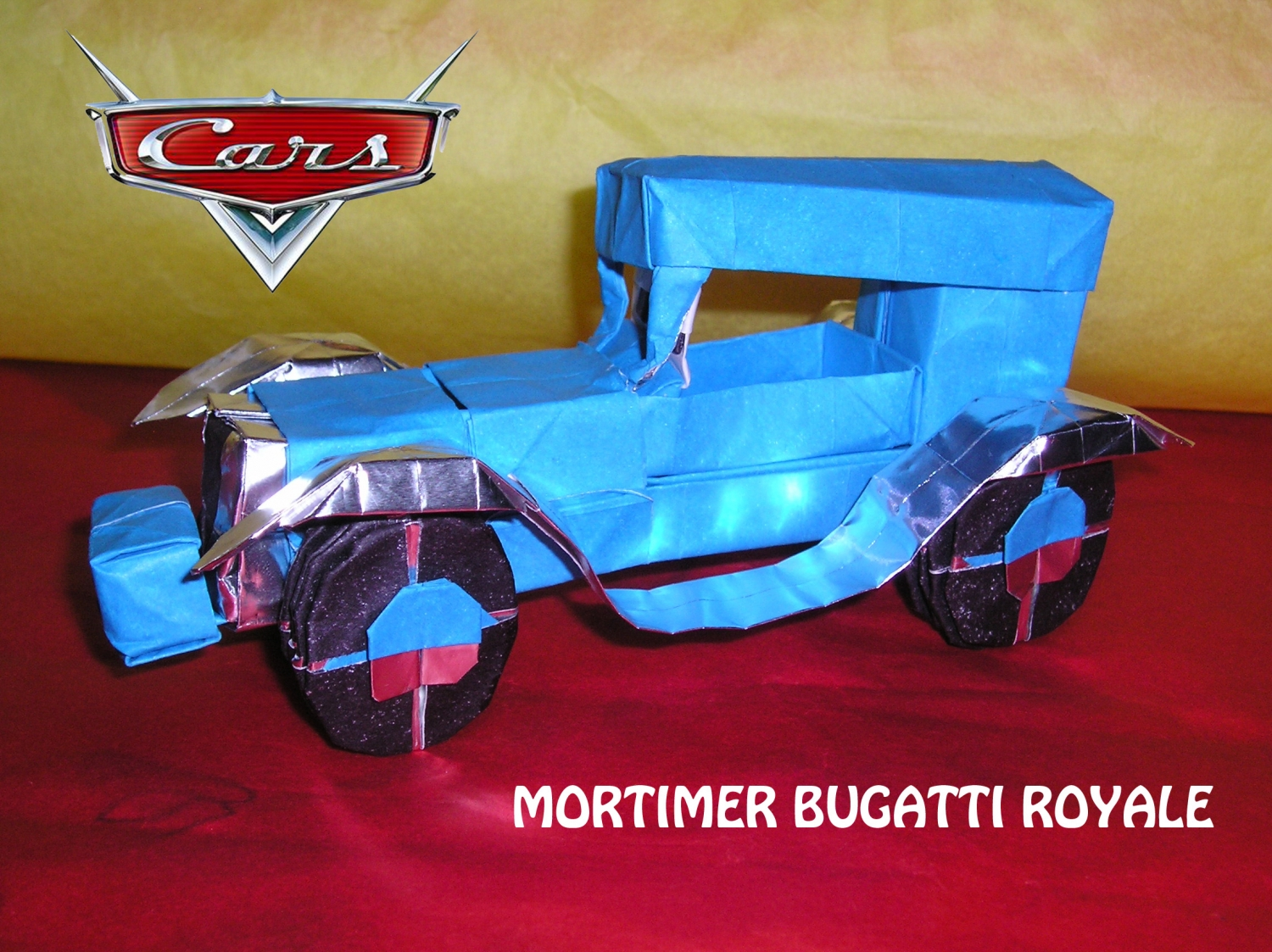 MORTIMER BUGATTI ROYALE Halle Halle. MORTIMER : Passion ... - photo#29