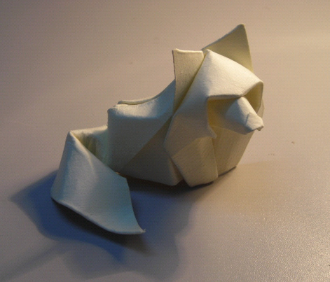 Origami Works By Hoand Tien Quyet